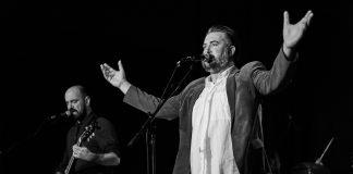 Koncert Lusterdam in Bogunov v CSK France Prešeren