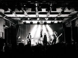 Koncert Bordo in Fed Horses v Orto Baru