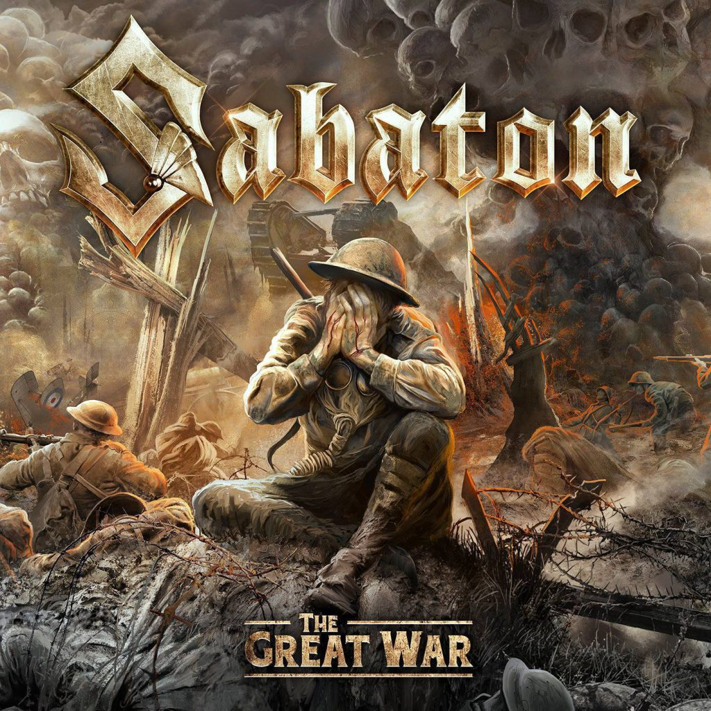 Naslovnica albuma The Great War
