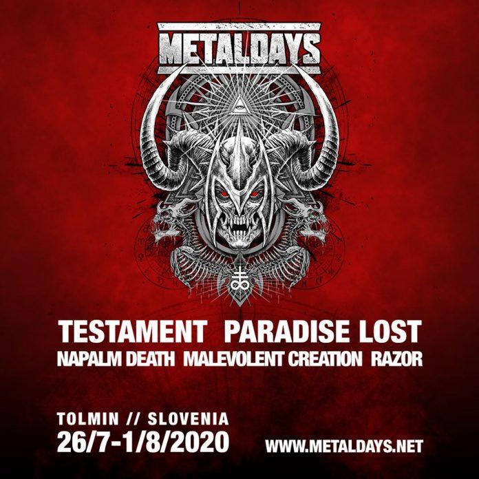 metaldays 2020